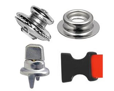 Fabric Fasteners (Clothing Military and Marine)