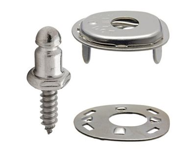 Lift-the-DOT® Fasteners - Screw Fixing Stud Type