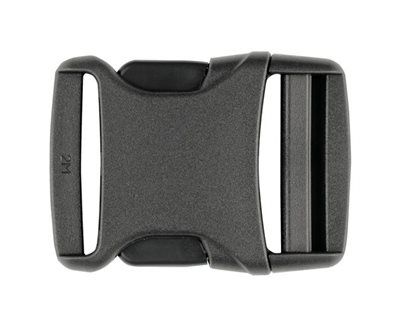 Plastic Side Release Buckles - Crab
