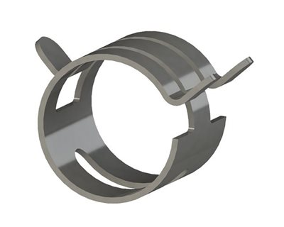 Spring Steel Band Clamps