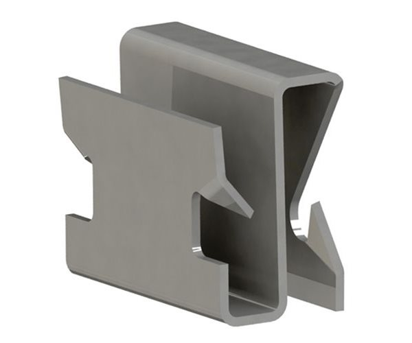 Edge Panel Fasteners - S Clips