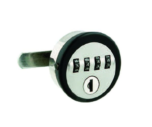 Mechanical Combination Lock slide 1