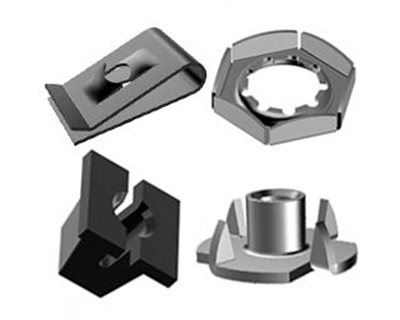 Threaded Fasteners and Push-On Fasteners